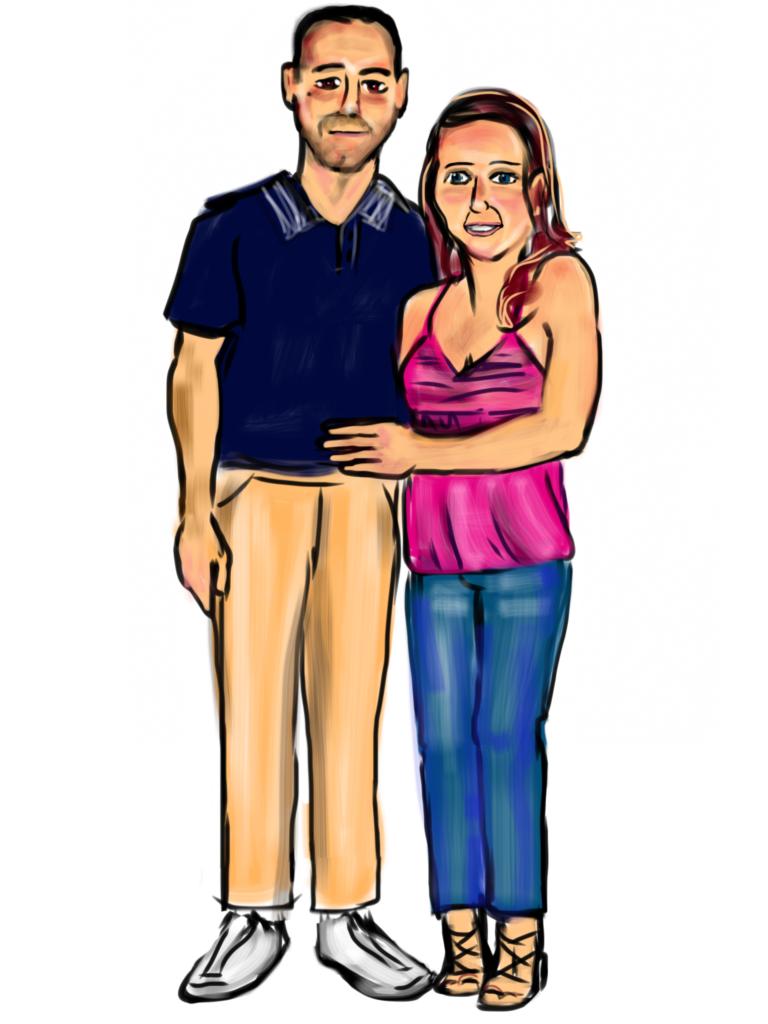 ---Kerry & Sarah---
