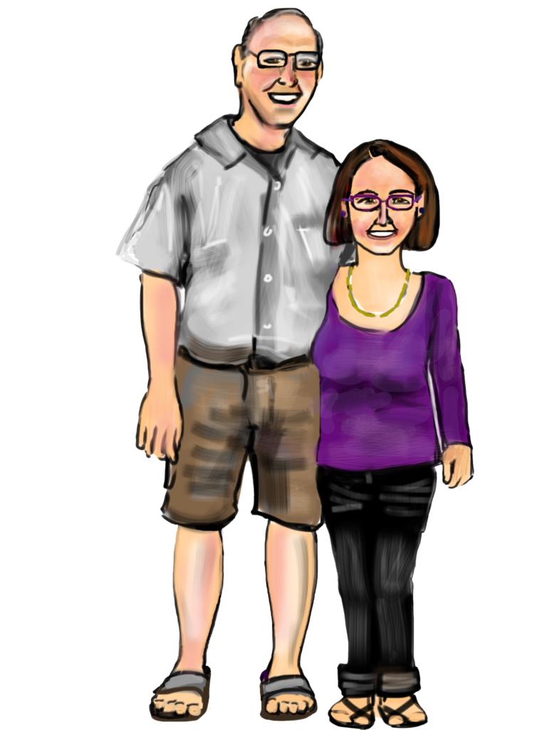 ---Nancy & Steve---
