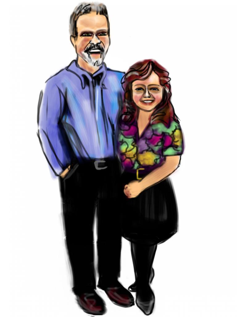 ---Nancy & Kevin---