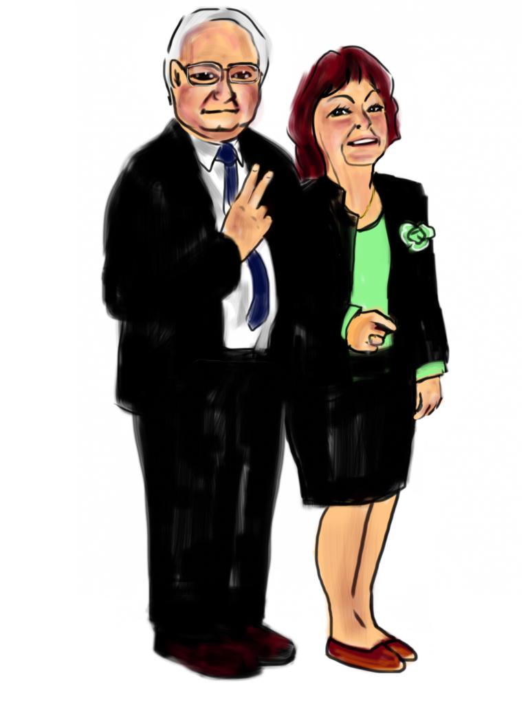 ---Tim's Parents---