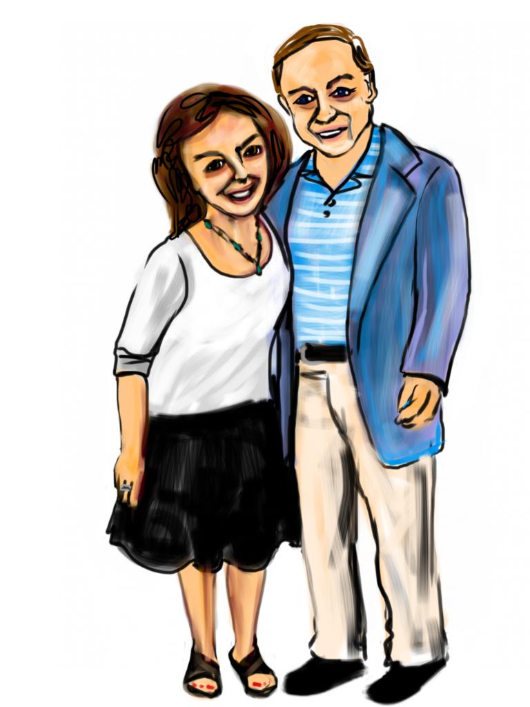 ---Rick & Linda---