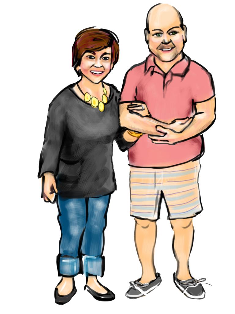 ---Tori & Randy---